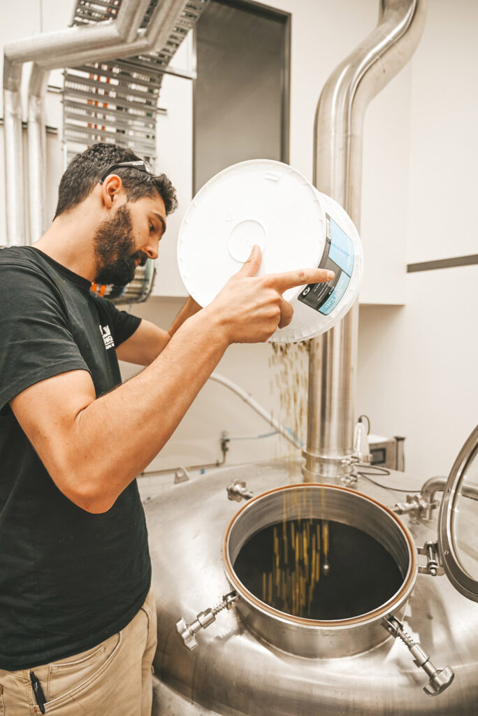 be the brewer experience