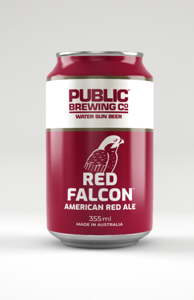 Red Falcom american red ale